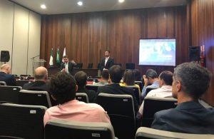 Palestra realizada na Associação dos Magistrados do Rio Grande do Norte (AMARN)
