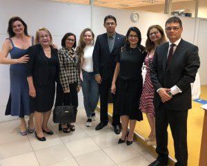 Associados da AMPB conheceram mais sobre a JUSPREV